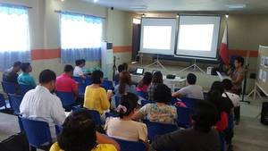 During the formulation of  the new ASCOT Vision and Mission held last September 5, 2015 at the ICTC Audio Visual Room, ASCOT Zabali Campus, Baler, Aurora
