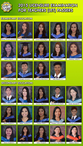 ASCOT Teacher Education Graduates Performance in LET 2015